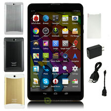 "Phablet 7"" Android 4.4 Tablet,Quad-Core 1.2 GHz,1GB RAM,16GB Wifi Phone GSM"