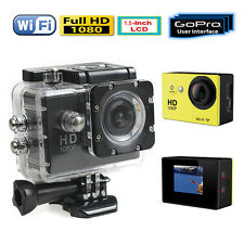 SJ4000-W7 Action Camera 12MP Sports Cam Full HD 1080P WIFI Waterproof Camcorders
