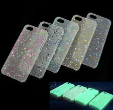 Luminous Phone Case Glow In The Dark Case Cover Skin For IPhone 5/5s/6/6 Plus