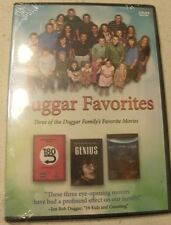 3 of the Duggar Favorites Family Movies 180 Genius Evolution vs God