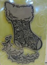 Stampendous Cling Rubber Jumbo Stamps-Assorted Styles