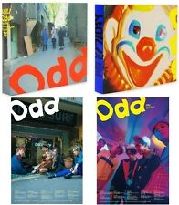 SHINee ODD 4th Album View Vol.4 -Ver. A + B SET : 2 CD set+2 Posters+Gift Shinee