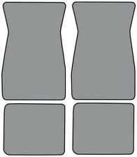1967-1968 Mercury Cougar Loop 4pc Factory Fit Floor Mats