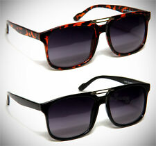 Retro Black Square Wayfarer Men Women FashionSunglasses