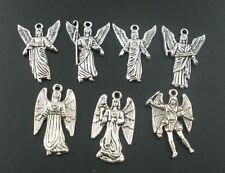 FREE P&P Wholesale MIXED Silver Angel Charms Pendants