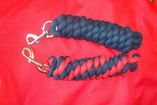 Cotton Lead Rope Horse Pony Dog 2M Leadrope, Individual and Bulk Buy