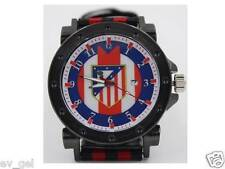 ATLETICO MADRID WRIST WATCH FOOTBALL CLUB LOGO WATERPROOF