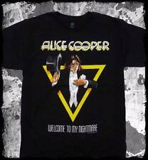 ALICE COOPER Classic Welcome To My Nightmare T-Shirt M L XL