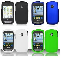 Faceplate Hard Faceplate Case Phone Cover Accessory for LG 800G Cookie Style
