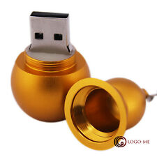 Metal USB Flash Memory Thumb Stick Key Storage Pen Drive 1 - 4GB 8GB 16GB 32GB