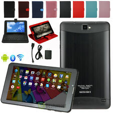 "Phablet 7"" Android 4.4 Tablet,Quad-Core 1.2 GHz,1GB RAM,16GB Wifi+ Keyboard Case"