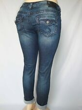 New Silver Jeans AIKO Slim Straight Low -Rise Regular Size  50610E