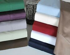 Queen Size Bedding Collection 1000 Thread Count Soft Egyptian Cotton Select Item