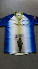 Falkland Islands 'Always British'Rugby shirt, Veterans In Action ,South Atlantic