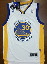 New Stephen Curry #30 Golden State Warriors Swingman Adidas White Home Jersey
