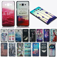 Vogue Design Hard PC Back Case Cover For Samsung Galaxy A3 S6 A5 A7