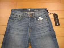 "NWT Men's 7 For All Mankind ""STANDARD"" Straight Leg JEANS ( Retail $228.00)"