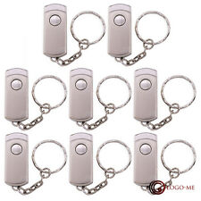 Metal USB Flash Memory Pen Drive Thumb Key Stick 5pcs 10pcs 1GB 2GB 4GB 8GB 16GB