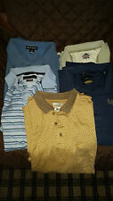 GOLF SHIRTS MENS POLO SHIRTS SIZE LARGE