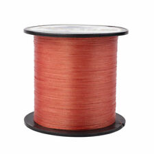 4S 8S 109/328/547/1094 yds Red Braided Spectra Power Pro PE Dyneema Fishing Line