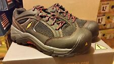 Keen Shoes: Men's Composite Toe 1008304 Albany Athletic Water-Resistant Shoes