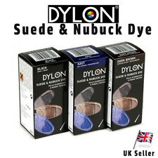 Dylon Suede & Nubuck Shoe Boot Dye - Various Colours - Free P&P