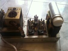 Graetz Nf1325 Vintage Stereo Tube Amplifier From Germany