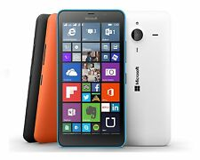 New Microsoft Lumia 640 XL Dual Quad-Core 4G LTE 8GB (FACTORY UNLOCKED) Phone