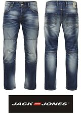 Jack & Jones Designer Boxy Rex Loose Fit Jeans 122  All Sizes Available