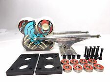 Independent 169 Powell Peralta Bomber Wheel III 60mm 85a Skateboard Trucks Combo