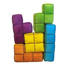 The Official Tetris Cushions 100% Polyester Shell