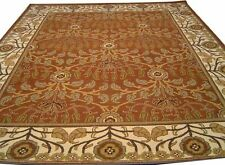 Indian Hand Tufted Oriental Persian Wool Carpet Area Rug Alfombras Teppich Hali