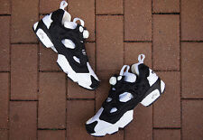 REEBOK INSTA PUMP FURY OG M48559 WHITE/BLACK MEN'S US8-11