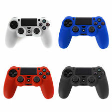 NEW Silicone Rubber Soft Skin Gel Cover Case for Playstation 4 PS4 Controller