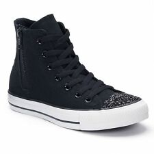 Converse Chuck Taylor All Star Sparkle High-Top Women's Sneakers-Size 6/7/8/9