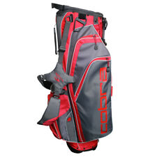 New Cobra Golf X Lite Stand Bag 5 Way Top Padded Shoulder Strap -Pick Color