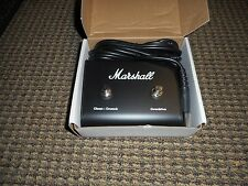 Marshall Amp Footswitch