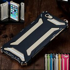 For iPhone 6/6 Plus Case Cover Skin Hot Shockproof Back Metal Aluminum Luxury