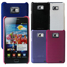 Slim Breathing Hole Back Protector Cover Case For Samsung Galaxy SII S2 i9100