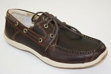 Timberland EK CUP 2-Eye Boat Shoes Ankle Boots Lace-up Shoes Men's Shoes NEW