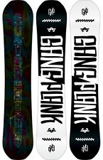 Brand NEW 2016 Mens Rome SDS Gang Plank Snowboard Sizes 146 - 149 - 152