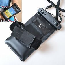 Waterproof Armband Dry Swim Bag Skin Case Cover for Cell Phones 2015 hot model