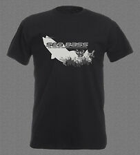 Sea Bass Saltwater Fishing Series T-shirt