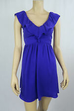 T by Bettina Liano Ladies Fashion Sleeveless Dress sizes 8 10 Colour Purple