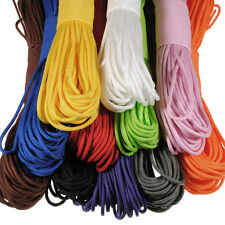 550 Paracord Parachute Cord Lanyard Mil Spec Type III 7 Strand Core 100FT USA