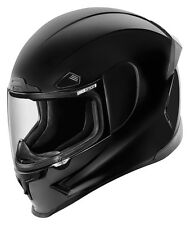 ICON Airframe Pro Full-Face Motorcycle Helmet (Gloss Black) Choose Size