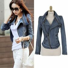 Korean 2015 Spring new women Short denim jacket denim shirt coat outerwear