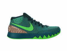 Mens Nike Kyrie 1 Australia Teal Green Emerald Metallic Red 705277-333