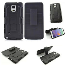 NEW Tank Hybrid Armor Rugged Hybrid Case Cover For Samsung Galaxy Note 2 3 4 5