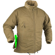 Helikon Husky Winter Tactical Warm Mens Jacket Hooded Security Operator Coyote